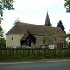 St. Giles church, Langford, Essex