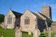St Michael's church, Gittisham