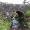 Packhorse Bridge near Knotbury