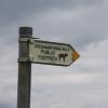 Greensand Walk sign