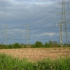 Power Lines at Knodishall
