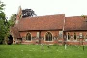 St. John the Evangelist church, Twinstead, Essex