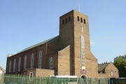 St Aloysius Church, Twig Lane, Huyton