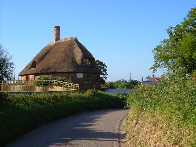 The Cob House, Cadhay