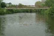 Halfpenny Bridge, River Avon, Bath
