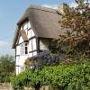 Cottage and garden, Tiddington