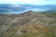 Moorland ridge