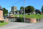 Muggington Church