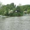 River Avon above Hanham Lock