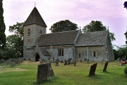 The Church of St Olave. Fritwell