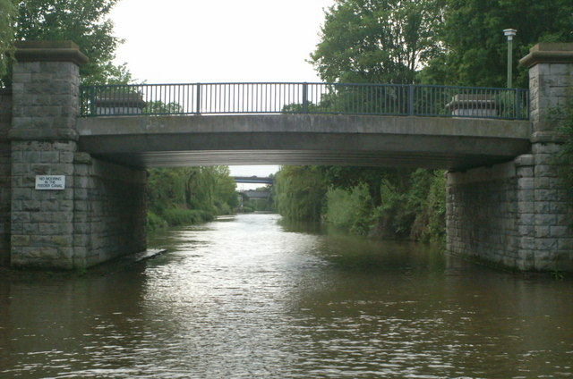 Feeder Canal, Marsh Lane Bridge