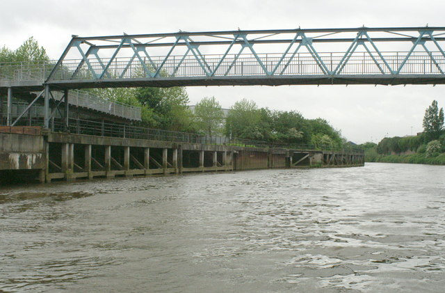 St Anne's Footbridge