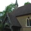 St Andrew's church Grafham.