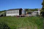 Farm Buildings near Manor Parsley