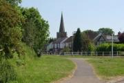 Broughton Astley crossroads