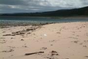 Lothbeg beach, facing South West