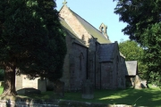 Holy Trinity Church, Bickerton