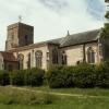 St. Mary's church, Capel St. Mary, Suffolk