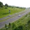 A41 near Tring