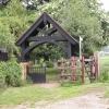 Lych Gate, Great Houghton Cemetery