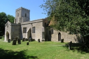 Ludgershall St Mary's Church, Bucks
