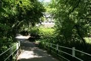 Stoodleigh: Iron Mill Bridge