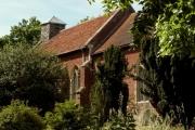St. Mary's church, Ashfield-cum-Thorpe, Suffolk