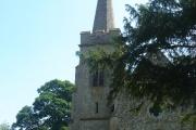 Chedburgh Church