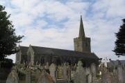 Church of St Akeveranus, St Keverne
