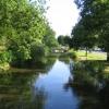 River Gade in Hemel Hempstead
