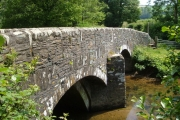 Hatch Bridge over the River Avon