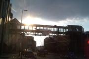 Debenham's Bridge, Shires Centre, Leicester