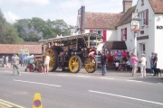 Village life in Blunham