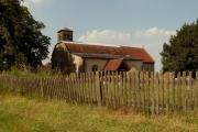 St. Peter's church, Lindsey, Suffolk