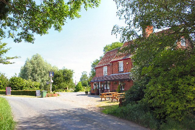 The Metcalfe Arms, Hawstead Green