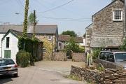 Ladock Village