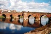 Devorgilla Bridge (c. 15th Century)- Dumfries