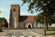 St. Michael's church, Ramsey, Essex