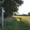 Footpath to Stowehill