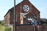 Fegg Hayes Methodist Church