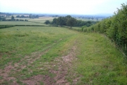 Rodwell Lane from Windmill Hill