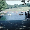 The Boating Pond - Greenwich Park c1960