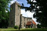 Boxted Church