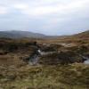 Moorland above Allt Loch nan Uamh