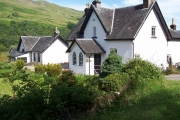 Glendaruel, Conchra House and Kilmodan Cottage