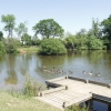 Fishing pond on Middleton Lane