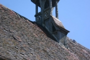 Culfordheath Church bell-tower