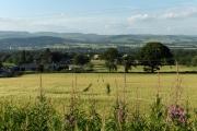 Farmland east of Muthill