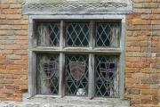 Window, Thurnham Friars