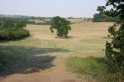 Farmland near Tilton on the Hill